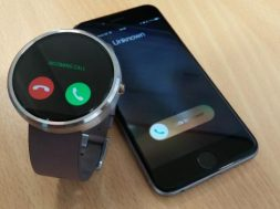 androidwear+iphone