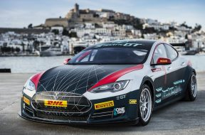 Tesla Model S P100D-ElectricGT-4