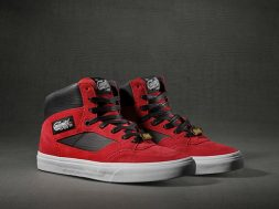 2017_Gamtech_Full Cab_Suede Leather_Racing Red
