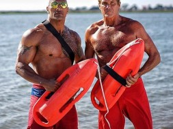 The-Rock+The-Hoff
