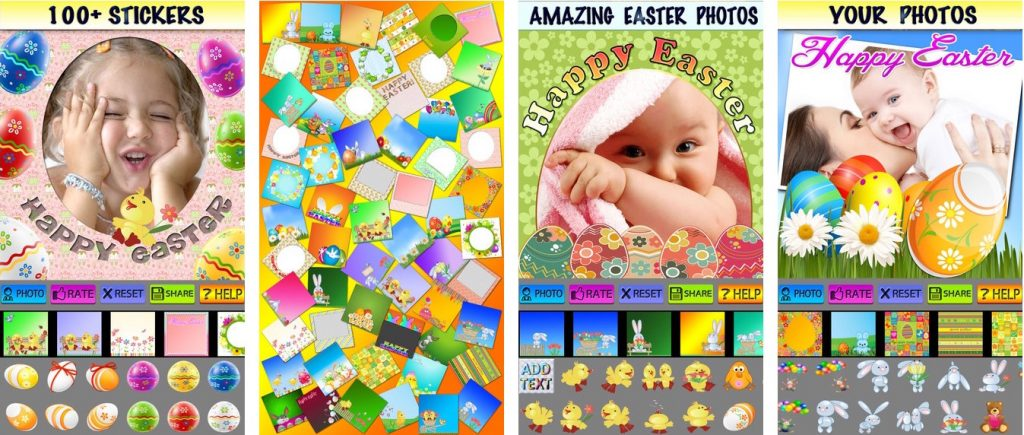 Easter Photo Frames-screenshot