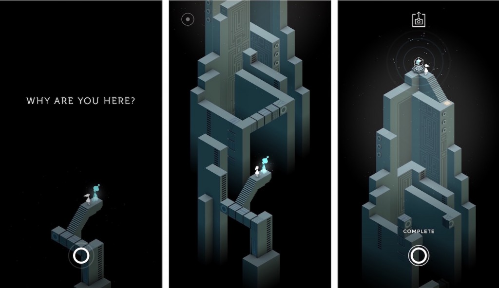 Monument Valley-iphone-screenshots