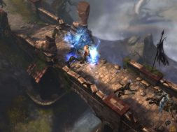 diablo-3-screenshot-barbarian-warrior-bridge