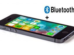 iPhone-SE+Bluetooth