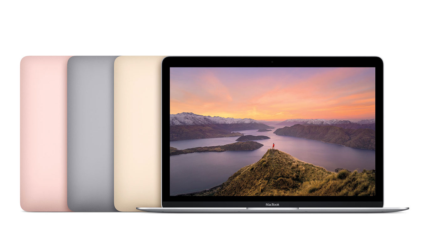 Noua serie de MacBook-uri de la Apple – Rose Gold optiune noua de culoare