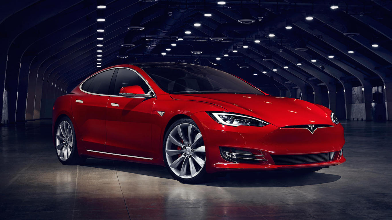 Cum Arata Tesla Model S Facelift