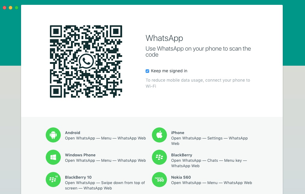 WhatsApp-Mac-login