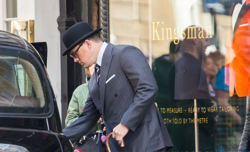 Channing Tatum si Elton John vor juca impreuna in Filmul Kingsman: The Golden Circle