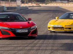 honda-nsx-new-vs-honda-nsx-old