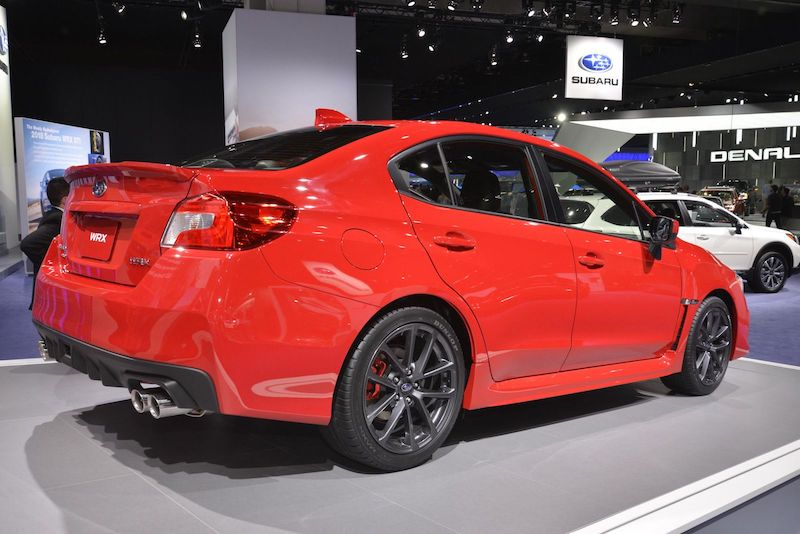 Subaru WRX and WRX STI-1