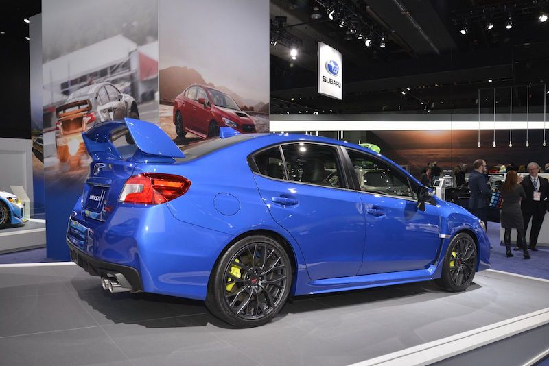 Subaru WRX and WRX STI-4