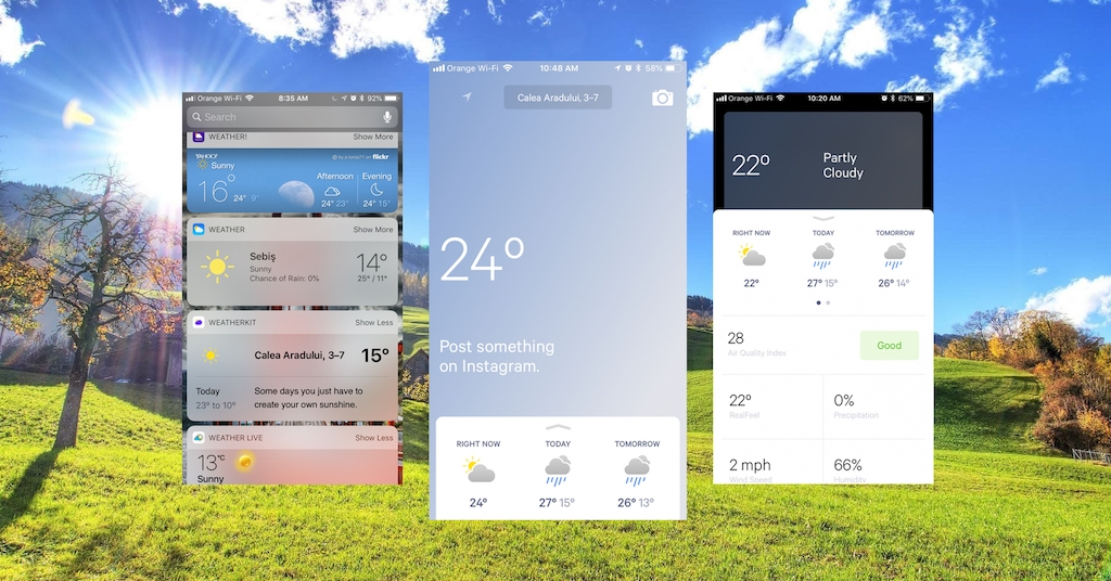 WeatherKit - Weather Forecasts Review